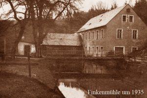 Finkenmühle 1935